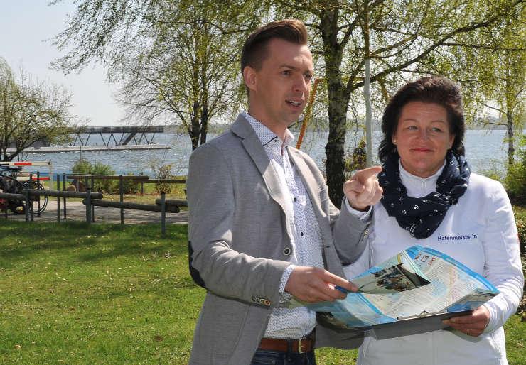 Senftenberger Hafenfest mit mehr Attraktionen für die ganze Familie