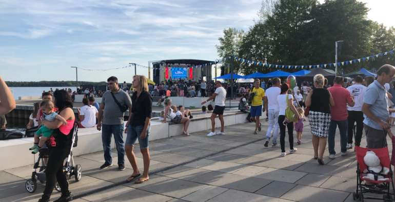 """Start frei für den """"Senftenberger Hafensommer"""" am 14. und 15. August"""